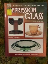 Collector's Encyclopedia of Depression Glass by Gene Florence (1996, Hardcover)