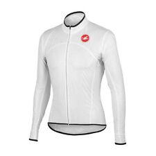White Cycling Jackets