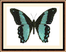 Butterfly 8536, Cross Stitch Kit