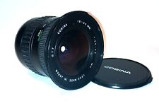 Cosina 19-35mm Wide Angle Zoom Lens for Canon SLR/DSLR, Made in JAPAN