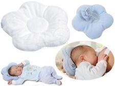 Babykopfkisssen Kissen Lagerungskissen Stillkissen FLOR Öko-Tex 100 weiß