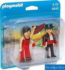 Playmobil 6845 Duo Pack Flamenco Bailarines Español Nuevo Embalaje Original