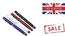 4 in 1 Laser, LED Torch & Stylus Writing Pen) with FREE P&P-With Battery