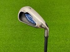 NICE Callaway Golf STEELHEAD X-16 Single 4 IRON Right Graphite CW75 REGULAR Used