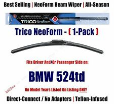 Super Premium NeoForm Wiper Blade (Qty 1) fits 1985-1986 BMW 524td - 16180
