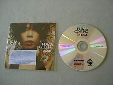 FLAVIA COELHO O Dom EP promo CD single Speech Arrested Development Tony Allen
