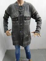 Cardigan CONTE OF FLORENCE DONNA taglia size L maglia donna sweater woman 5318