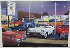 DAVID SNYDER CADILLAC ART DEVILLE ELDORADO BARRITZ 1956 1957 1958 1959 1960 1961
