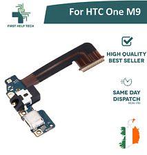 For HTC One M9 Micro USB Charging Dock Port Connector Microphone Flex Cable New