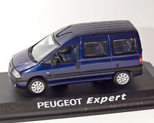 Peugeot Expert blau-Metallic, NOREV, 1:43