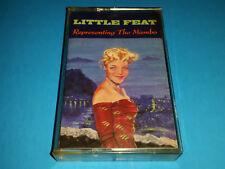 Little Feat - REPRESENTING THE MAMBO - cassette (1990, WEA Canada) 92 61634