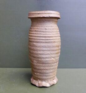 Nice Antique Siegburg German stoneware drinking cup, 13th. century. Utrecht