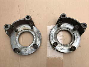 Jaguar MK2 LH & RH Rear Brake Caliper Adapter Plates C16288 C16287