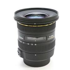 New SIGMA 10-20mm f/3.5 EX DC HSM Autofocus Zoom Lens for NIKON F