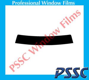 Fiat Stilo 3 Door Hatch 2002-2007 Sun Strip 5% Pre Cut Window Tint Film