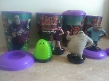 Hotel Transylvania 3 Summer Vacation Movie Theater Exclusive Cups and Toppers