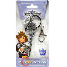 Kingdom Hearts Riku Sword  Key Chain - Licensed Pewter Metal