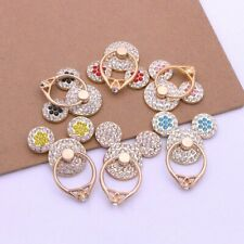 Rotating Finger Ring Stand Holder For Cell Phone iPhone Disney Diamond Galaxy