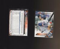 2016 Topps Limited Edition #326 Kevin Plawecki New York Mets