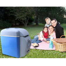 Car Small Refrigerator Mini Fridge Cooler/Warmer Mini Compact 7.5 L Fridge Home