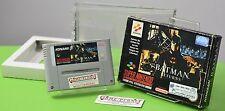 Batman Returns Super Nintendo SNES OVP Sammlung 083717150084