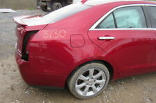 13 14 Cadillac ATS Sedan Right Rear Quarter Panel Nice Red Passenger Side