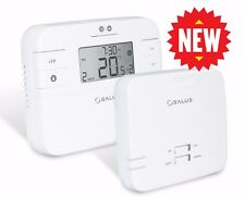 Salus RT510RF 7 Day Wireless RF Programmable Room Thermostat replaces RT500RF