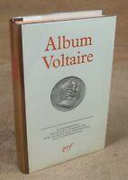 LA PLEIADE : ALBUM VOLTAIRE / 1983