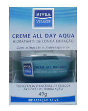 Nivea Visage Creme All Day Aqua (Pack Of 2)
