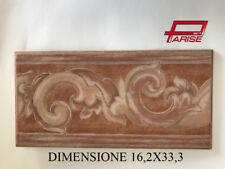 Listello fascia greca piastrella ceramica gres porcellanato bicottura 16,2x33,3