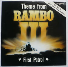 """FIRST PATROL - The from Rambo III (Ethno dance mix) - 12""""-Maxi"""
