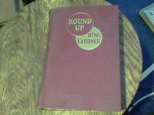 Round Up by Ring Lardner