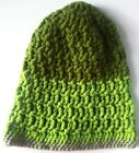 Crochet Knitted Beanie Warm Winter Hat Desert Camo Angel Threads