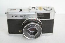 VINTAGE/CLASSIC OLYMPUS TRIP 35.    35 MM FILM CAMERA. SPARES / REPAIR.