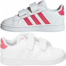 Adidas Girls Infants Trainers Advantage Grand Court Children's Shoes