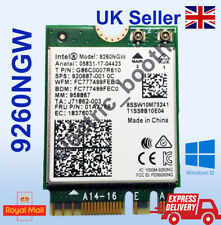 More details for dual band wireless intel 9260ngw 9260 802.11ac1730mbps 1.73gbps windows 10 uk