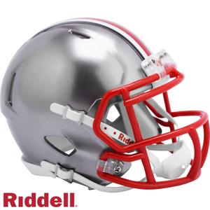 Ohio State Buckeyes Flash Alternate Speed Mini Helmet Replica Riddell