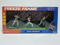 GREG MADDUX - Starting Lineup MLB SLU 1998 Freeze Frame Figures - Atlanta Braves