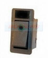 Iluminado interruptor on off del eje de balancín 4 Pines 20 A Amp en 12 V Voltios V001 se adapta a 24 Mm x 34 mm