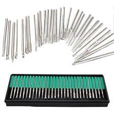 30pcs Electric Nail Drill Bit Set File Shank Manicure Pedicure Kits w/ Box JJ