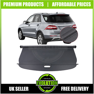 MERCEDES ML M CLASS 06-11 Rear Parcel Shelf Tray load Cover Panel Luggage Blind