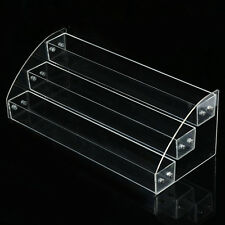 Beauty Makeup Nail Polish Clear Acrylic Storage Organizer Rack Display Holder Three Layers