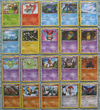 Pokemon TCG B&W Noble Victories Rare Card Selection
