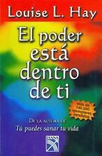 El Poder Esta Dentro de Ti by Louise L. Hay (1997, Paperback)