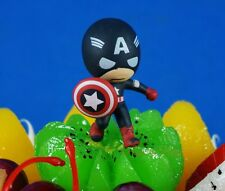 Marvel Universe Figure Figurine Avengers Captain America CAKE TOPPER K1024_R