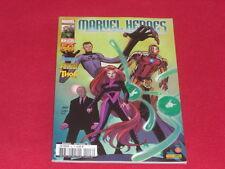 MARVEL HEROES (v3) 8 PANINI COMICS TRES BON ETAT