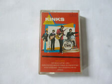 THE KINKS ~ THE ULTIMATE COLLECTION ~ 1989 UK DOUBLE PLAY POP ROCK CASSETTE TAPE