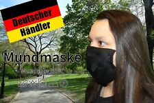 Maske Gesichts Nasenmaske Mundmaske Stoffmaske Baumwolle Waschbar 1-3 Lagig