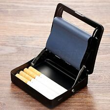 Automatic Tobacco Roller Storage Box Cigarette Rolling Machine for 70mm Paper