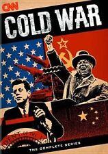 CNN Presents Cold War - The Complete Series DVD BOXSET 6 Disc